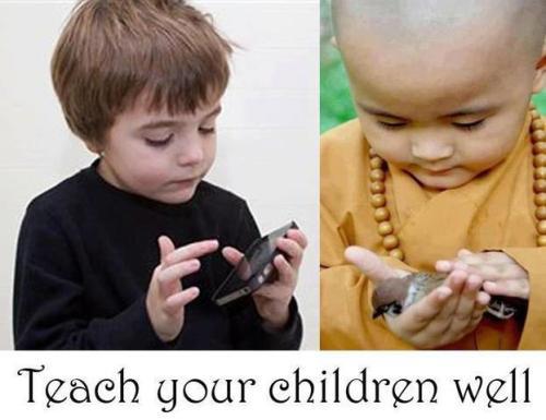 #photo - teach your children well ...