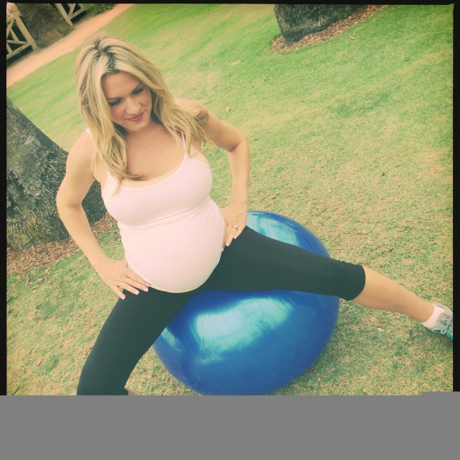 Stability Ball For Labor