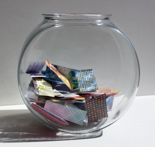 Birth intention jar
